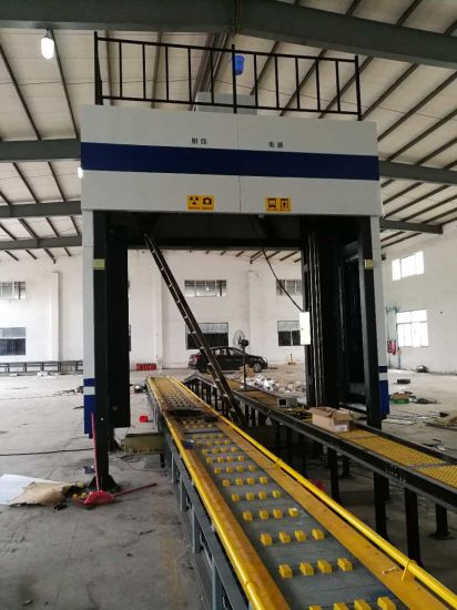 X-ray Scanner X-ray Machine Car X-ray Scanning Machine - 300kv pictures & photos
