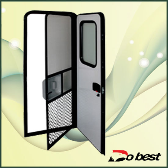 China Safety Entry Door For Rvcaravanmotorhometrailer Camper