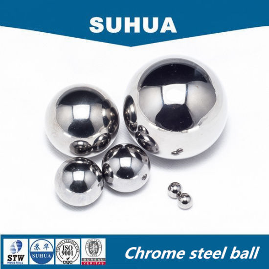 6.35mm 1/4'' 1/4 Inch Chrome Steel Ball G100