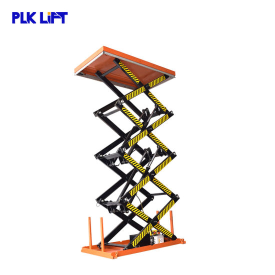 Heavy Duty Factory Manufacture Stationary Ever Lift