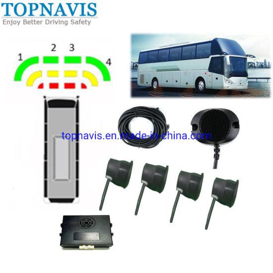 Truck Front Digital Parking Sensors