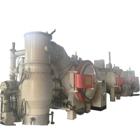 High Purity High Temperature 1800 Degree Vacuum Oil Quenching Furnace Use for Bearing Steel