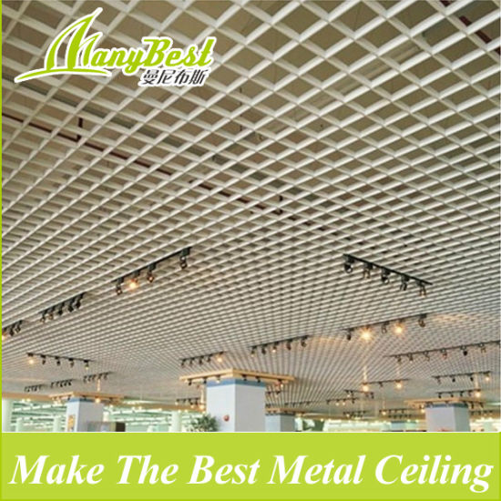 2018 Hot Sale Office Aluminum Open Cell Ceiling Board