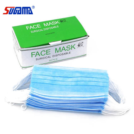 mchoice disposable earloop face mask