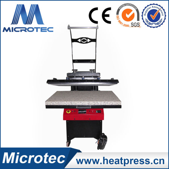 Large Format Heat Press Machine with High Pressure and Good Quality pictures & photos