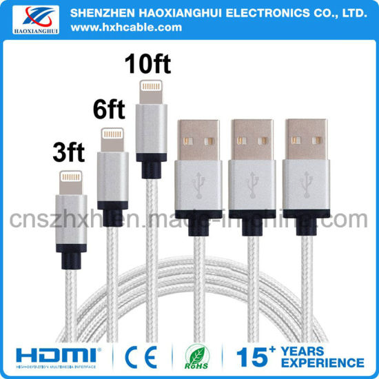 USB Cable Cellphone Accessories pictures & photos