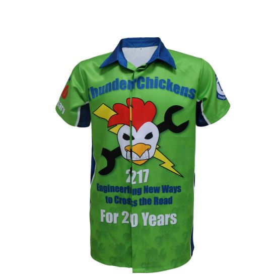 21d3f84f Custom Sublimated Motor Sport Jersey Motor Sports Shirts Sublimation Team  Auto Racing Crew Shirts