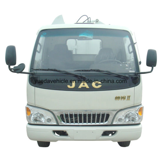JAC Chassis Side Loader Yueda Brand pictures & photos