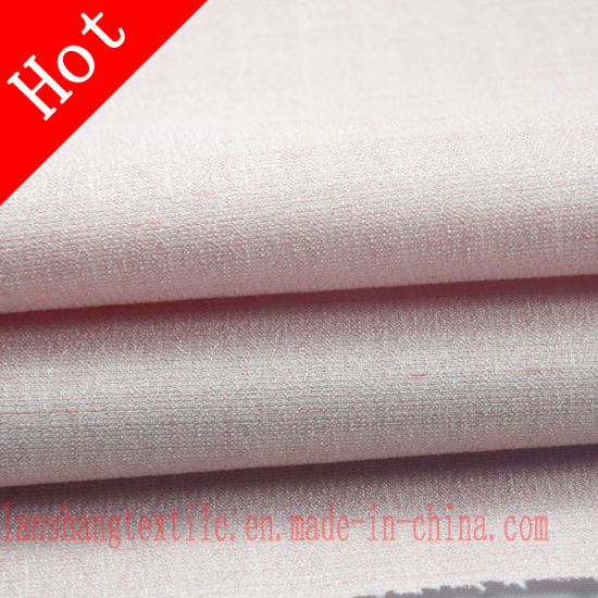Rayon Polyester Satin Fabric for Dress Skirt Bag Suit Shoes
