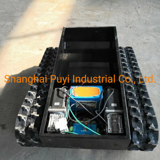 Rubber Track Carrier Tank System for Carry Dp-Zn-150 pictures & photos