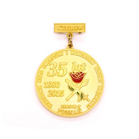 Customized Pin Gold Award Police Badge ID Card It Jewelry Lapel Pin Label Logo