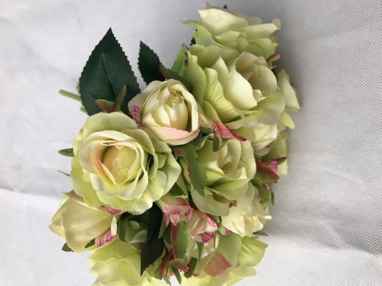 China rose silk flower peony bouquet wedding decoration artificial rose silk flower peony bouquet wedding decoration artificial flower mightylinksfo