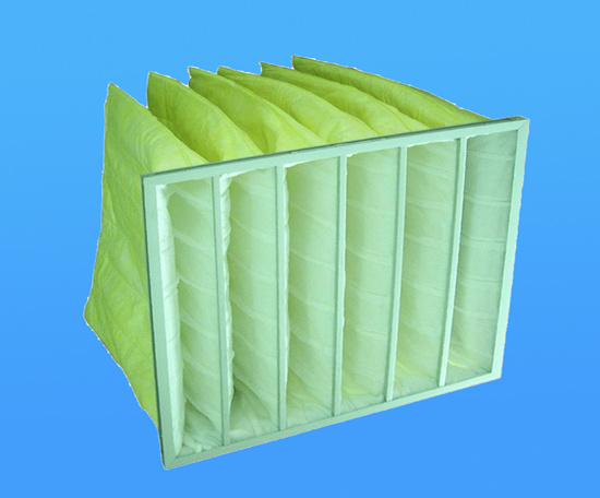 High Quality Nonwoven Medium Pocket Filter Bag Filterfor Air Filtration pictures & photos