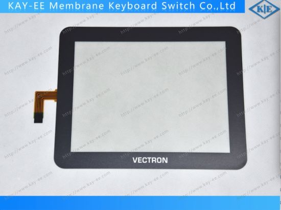Vectron 12 Inch 4 Wire Resistive Type F+G Touch Panel Control