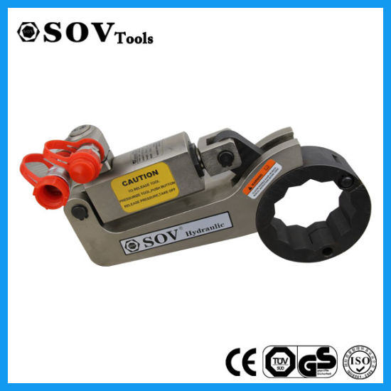 Sov Steel Manual Mighty Hydraulic Torque Wrench pictures & photos