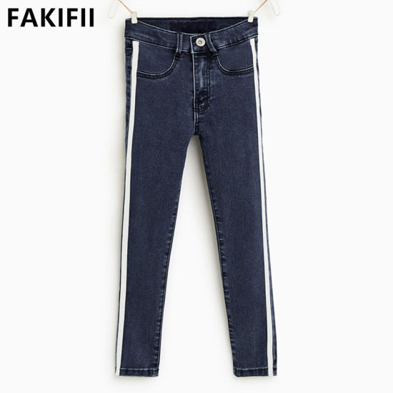 Factory Customised Low Price Children Apparel Kids Jeans