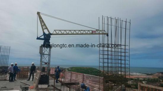 Qnp10 Inner Climbing Tower Crane-1t