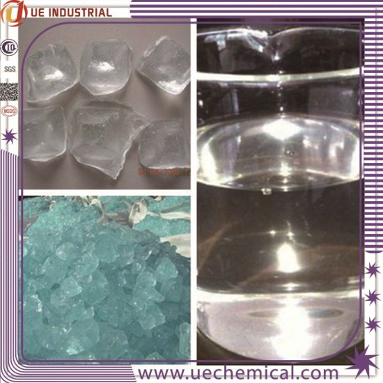 Detergent Grade Sodium Silicate or Solid Water Glass Na2sio3 pictures & photos