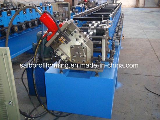 Omega Purlin Roll Forming Machine