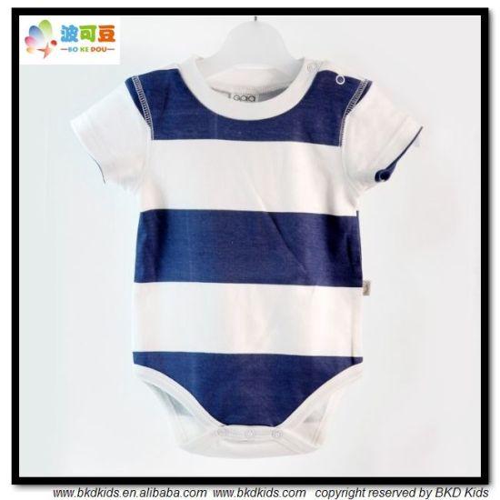 Stripe Printing Children Clothing Hot Sales Baby Clothing