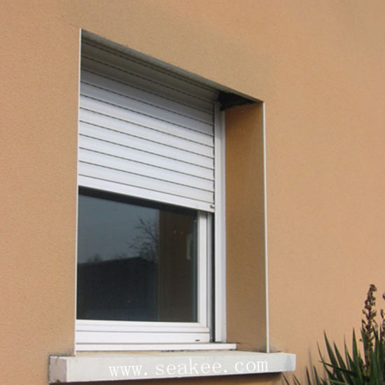 Aluminum Blind Window Cartain Shutter, Roller Shutter pictures & photos