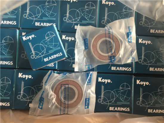 China Wholesale Deep Groove Ball Bearing Koyo Bearings for Vietnam, Philippines, Malaysia pictures & photos