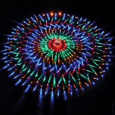 Multi Ways LED Net Lights for 2014 Decoration House
