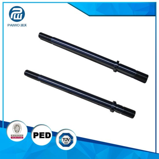 High Quality and High Precision Forged Steel Transmission Shaft pictures & photos