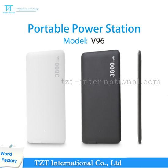 Hot Selling Super Thin Mobile Power Bank (V96)