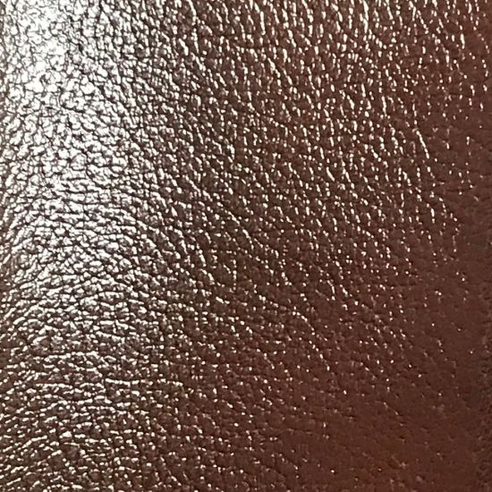 Litchi Grain Synthetic Leather for Sofa Upholstery