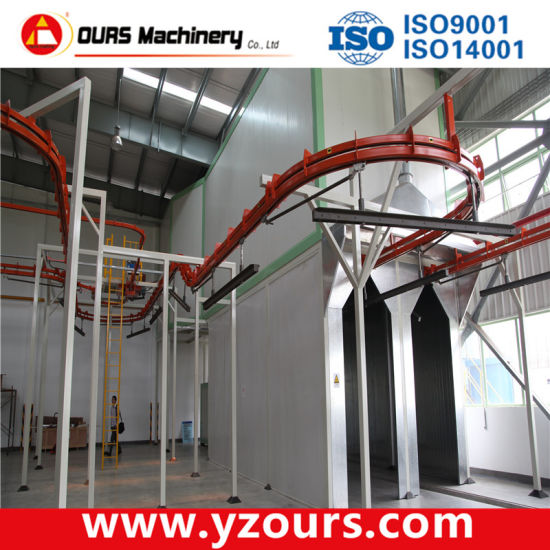 Customized Powder Coating Line for Sale pictures & photos