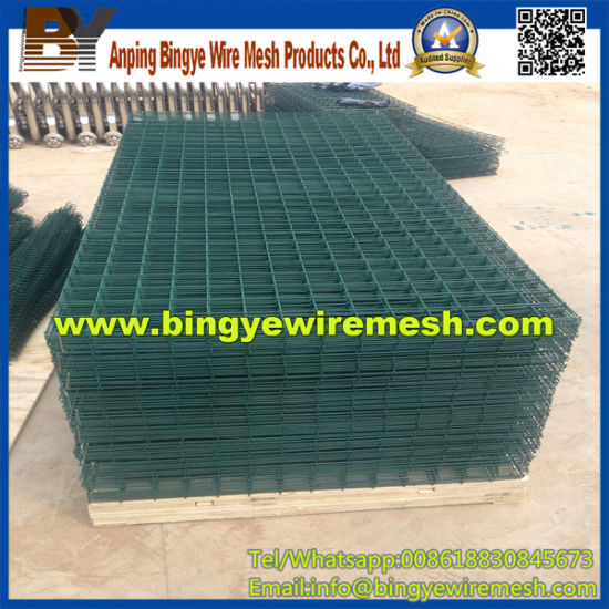 PVC Coated Welded Gabion Wire Mesh Box