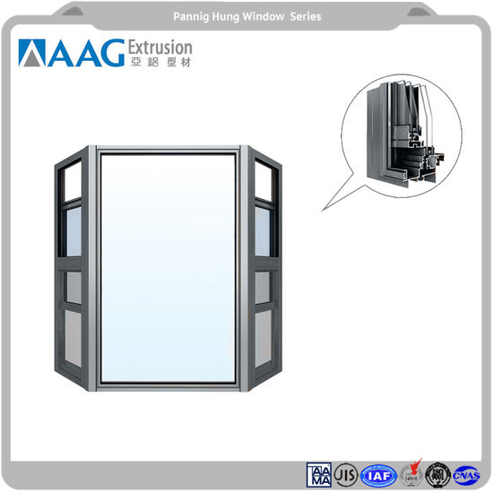 Aluminum Profiles 120 System Glass Anodized Lift Sliding Window and Door pictures & photos