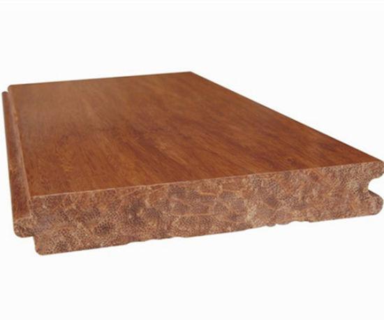 Carbonized Laminate Outdoor Bamboo Flooring