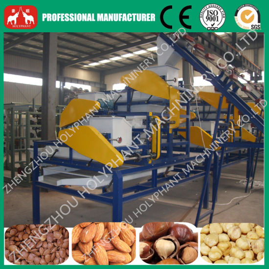 2015 Hot Sale Factory Price Almond Sheller Machine (300KG/H) pictures & photos