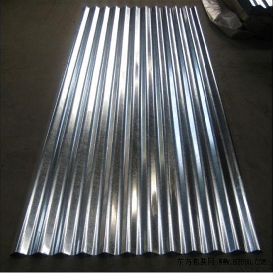 Guanxian Mini Spangle Galvanized Steel Sheet for Roofing Sheet