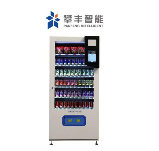 Panfeng Bottled Water Beer Beverage Combo Cold Drink Snack Vending Machine