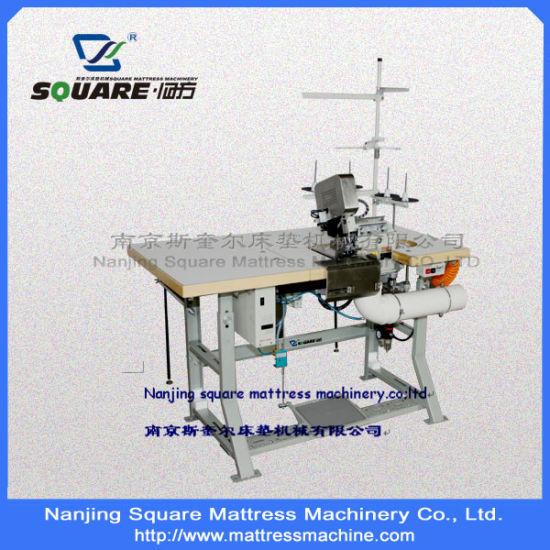 Mattress Heavy Duty Border Sewing Machine for Mattress Overlock
