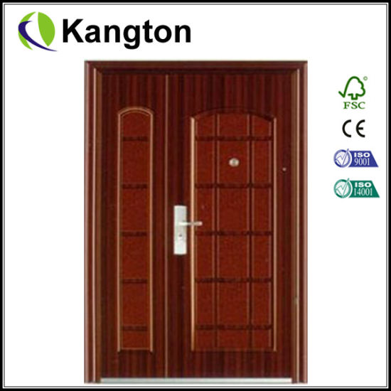 Exterior Steel Door, Steel Security Door with CE (iron door) pictures & photos