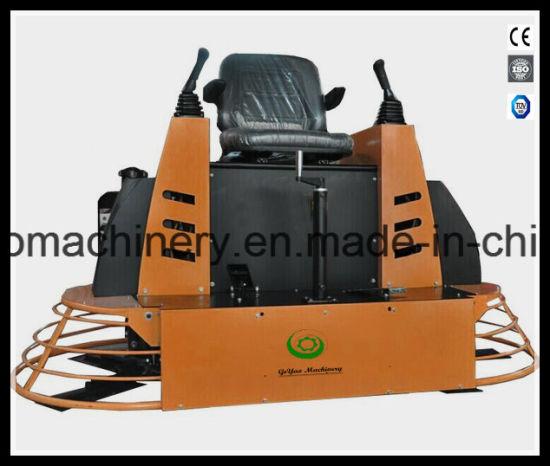China Hydraulic Machine Concrete Machine Power Trowel with