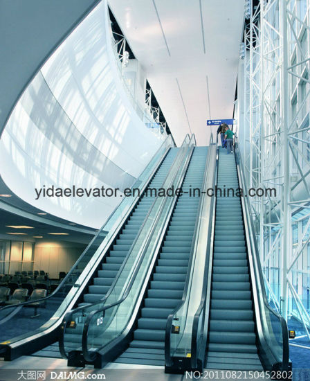 Heavy Duty Escalator