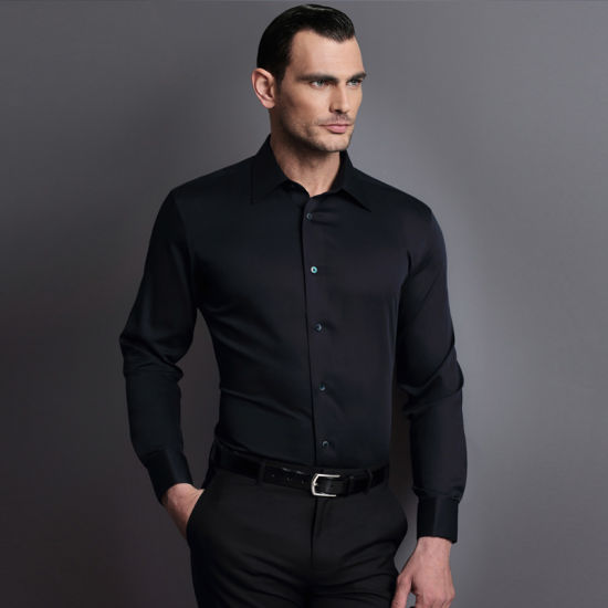 Fashion Men's Long Sleeve Shirt