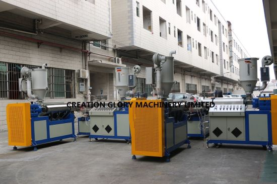 Competitive Rate Matured Technology PMMA Acrylic Tubing Making Machine pictures & photos