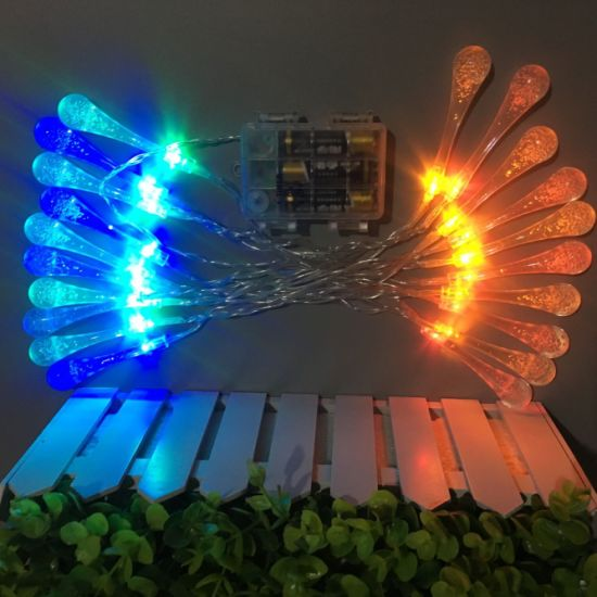 China Outdoor Waterproof Battery Operated String Lights