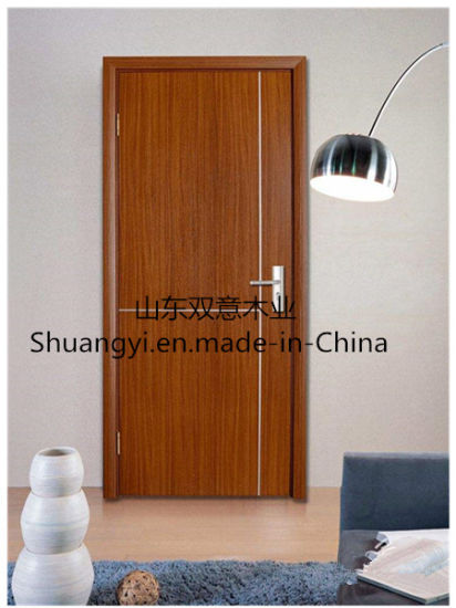 Classic High-End Solid Wood Door pictures & photos
