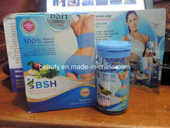 Bsh Body Slim Herbal Capsules Herbs Diet Pill Weight Loss pictures & photos