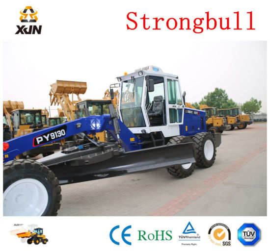 Small Grader Py9180 Hydraulic Mini Motor Grader for Sale pictures & photos