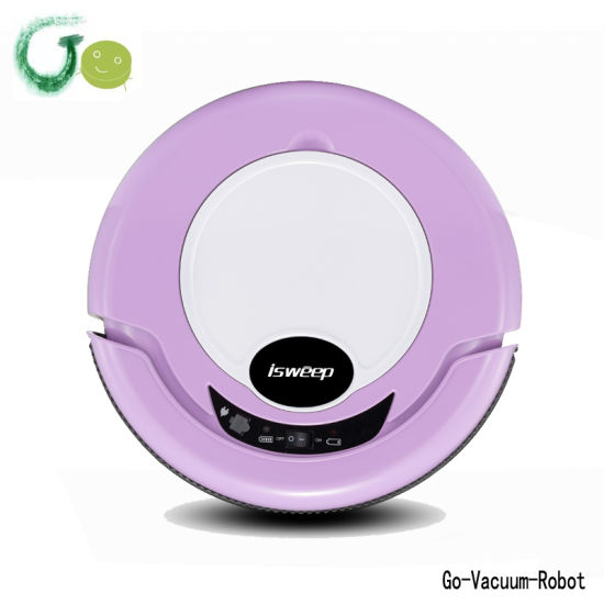 S320 New Low Noise Portable Automatic Mini Vacuum Cleaner for Home, Office, Hotel (Sweep, Vacuum, Mop) 3in1 Cleaner Sweeper pictures & photos