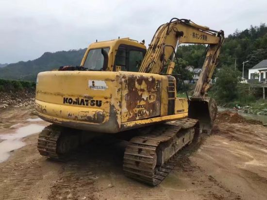 Used Very Good Condition Komatsu PC130-6 Excavator for Sale pictures & photos