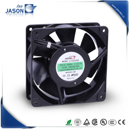 AC Axial Fans 120X120X38mm 120mm Case Fan 110V pictures & photos